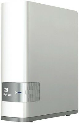 NEW Western Digital WDBCTL0040HWT-AE 4TB My Cloud Personal Storage