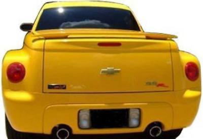 NEW FOR CHEVROLET SSR Painted ANY COLOR ABS Spoiler Wing 2003-2004-2005-2006