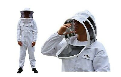 "Beekeeping Suit ""Oz Armour"" Heavy Duty Poly Cotton Bee Suit"
