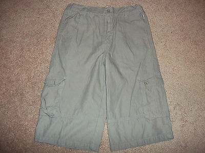 Feed Back Shorts Adjustable Size 10 New With Tags Waist 25