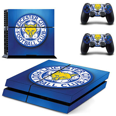 Leicester City Skin for PS4