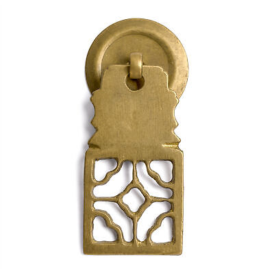 """CBH 2 SYMMETRICAL Chinese Brass Cabinet Hardware Pull 2.5"""""""