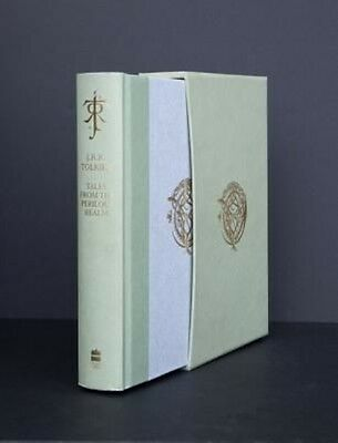 Tales from the Perilous Realm by J.R.R. Tolkien Hardcover Book (English)