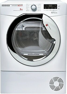 NEW Hoover DNC D8513BX-AUS 8kg Condenser Dryer