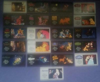 Disney Classic Collectible Wide Cell Cards Suncoast   Choose from a selection #2