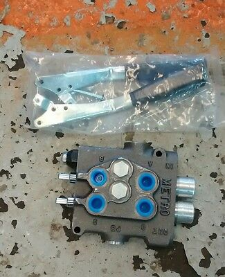 HV4020 Ford / New Holland Massey Ferguson Hydraulic Valve Kit