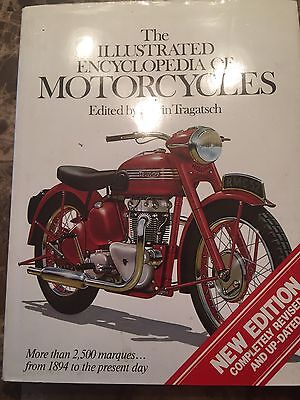 The Illustrated Encyclopedia Of Motorcycles Book