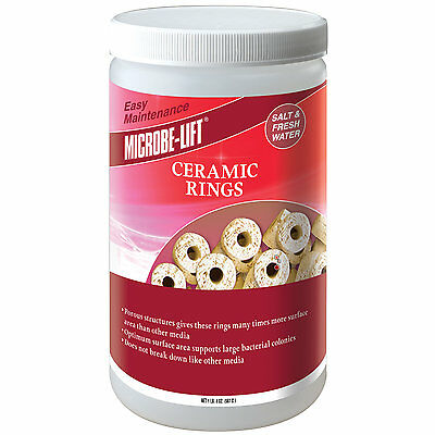 MICROBE-LIFT Ceramic Rings 1 l