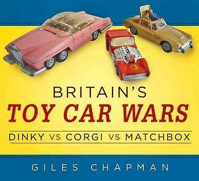 Britain's Toy Car Wars by Giles Chapman Paperback Book