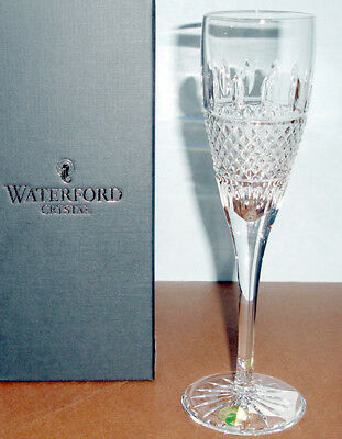 A New In Box Waterford Crystal Vase Irish Lace Bud Vase 5700