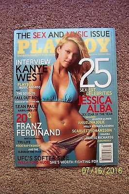 Playboy Magazine - March 2006