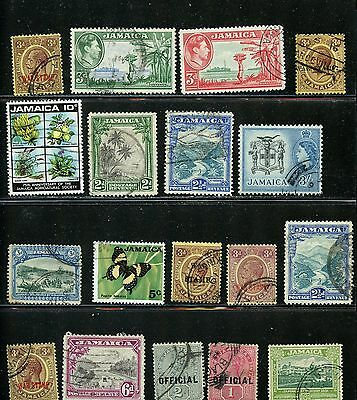 Lot 52260 Stamps From Jamaica : Foreign Stamps