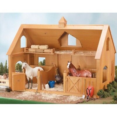Breyer Breyer Deluxe Wood Barn With Cupola