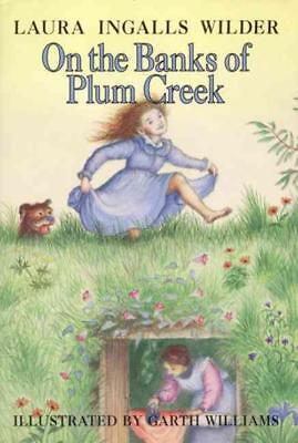 On The Banks Of Plum Creek - New Hardcover Book