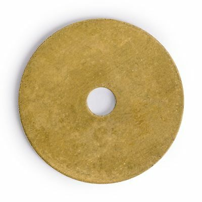 "Plain Round Washers 1.1"" - Set of 10"