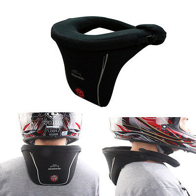 Motorcycle Neck Protector Sports Gear Racing Protective Brace Bicyce Moto Guards