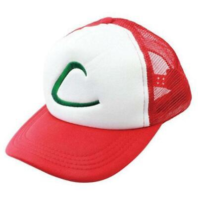 POKEMON GO HAT Ash Ketchum Cap Costume Games Poke Ball Cosplay Team Others