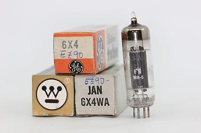 6X4 Tube. Ez90 Tube. Mixed Brands. Nos / Nib. Rcb34