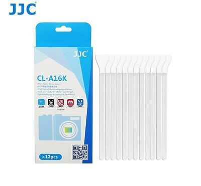 JJC CL-A16K 12X APS-C Frame Sensor Cleaner Rod for smartphone, camera etc.