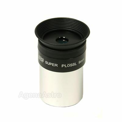 "GSO 1.25"" 9mm Super Plossl Eyepiece for Telescope # GSP09"