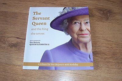 The Servant Queen and the King she serves, William Shawcross Book The Cheap Fast