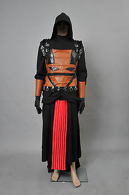 Star Wars Darth Revan Cosplay Costumes Full Sets Clothing S-3XL