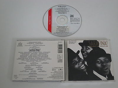 Various/Sarafina! - The Music Of Liberation(Bmg Rd 89307) Cd Album