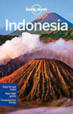 Indonesia LONELY PLANET TRAVEL GUIDE