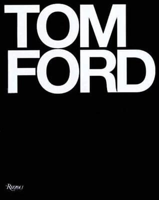Tom Ford by Bridget Foley (English) Hardcover Book Free Shipping!