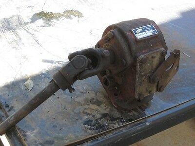 Vintage Dana Chelsea PTO Power Take Off Model 41KC6G