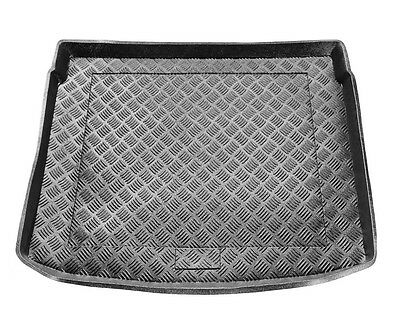 TAILORED PVC BOOT LINER MAT TRAY Seat Altea HB since 2004 lower trunk