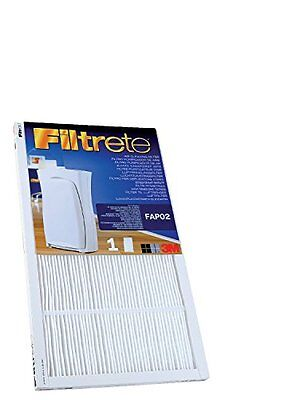 Filtrete FAPF01/02 Ultra Clean Small Air Purifier Replacement Filter - For Air -