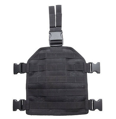 New 5.11 Tactical Thigh Rig SlickStick/MOLLE Compatible Black Nylon 58633