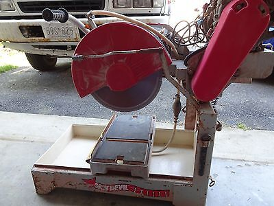 Stone Saw Devil Block Saw MS1