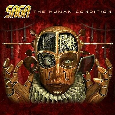 Saga - Human Condition [New CD] Holland - Import