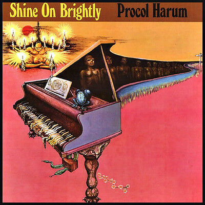 Procol Harum - Shine on Brightly [New CD]