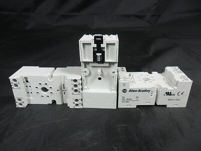 New Lot Allen Bradley 700-HN204 Relay Socket Terminals