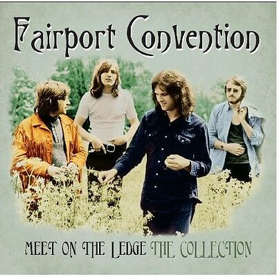 Fairport Convention - Meet on the Ledge: Collection [New CD]