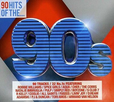 90 Hits Of The 90s [CD New]