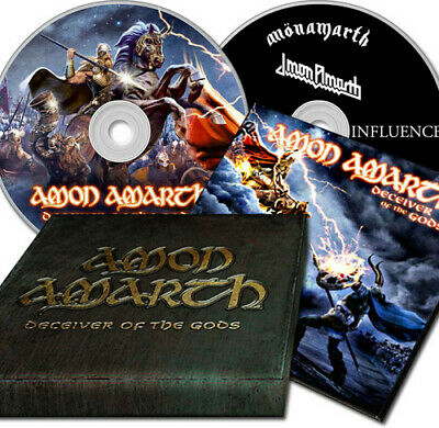 Amon Amarth - Deceiver Of The Gods [CD New]