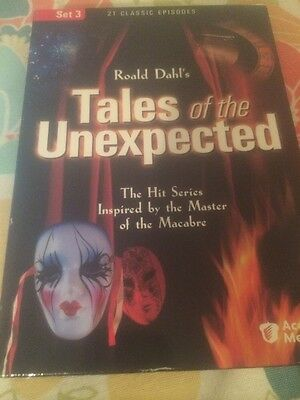 Roald Dahl's Tales of the Unexpected - Set 3 DVD Set , Very Rare