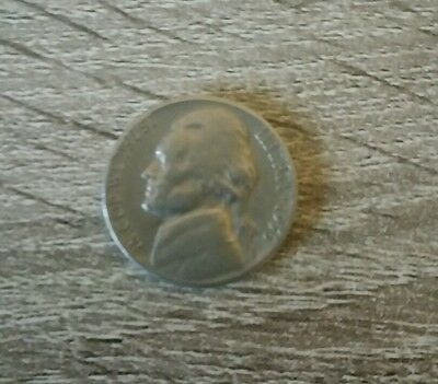 United States of America  jefferson nickel 1956 15 cents