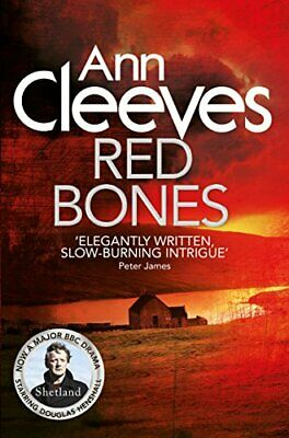 Red Bones (Shetland) by Cleeves, Ann Book The Cheap Fast Free Post