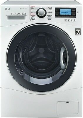 NEW LG WD1410SBW 10kg Front Load Washer