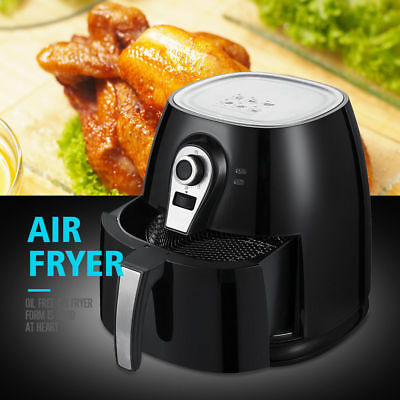 1400W 4.2Litre Eletronic Digital Oil Free and Smokeless Low Fat Health Air Fryer