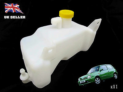 New Nissan Micra Coolant Tank Expansion Bottle Header 1992-2002 K11 21710-43B01