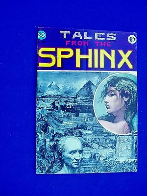 Tales From The Sphinx 2: John Thompson. Underground. 1972 1st.psychedelic