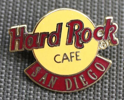 Hard Rock Cafe San Diego Collectors Pin New
