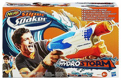 New Nerf Super Soaker Hydro Storm Outdoor Garden Toy
