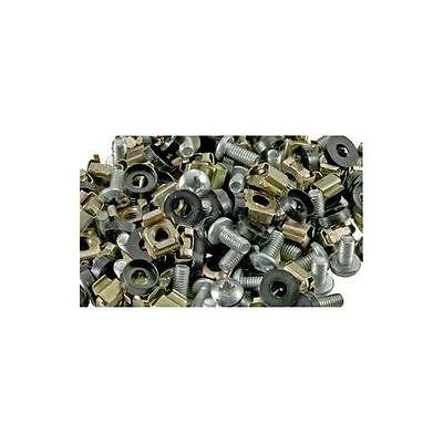 GA11657 009-000-001-00 Connectix Cabling Systems Cabinet Cage Nuts & Bolts, 50Pk